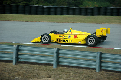 Mike Bernhardt 1991 Lola Indy T-9100