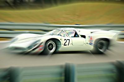 Dave Ritter 1969 Lola T70 Mk IIIB
