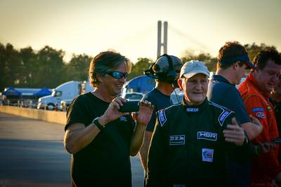 Johan Woerheide and Elliott Forbes Robinson