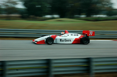 Jeff Kowalik's 1997 Lola T97/20