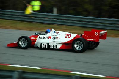 David Felgenhauer's 1986 March 86C Indycar