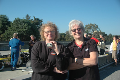 Susan Brown and Nancy Bergmann