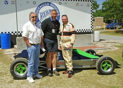 Ted Wenz, Wayne Brown, Dan Freudenberg
