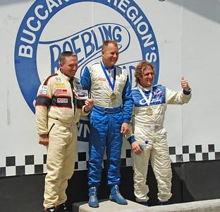 Dan Freudenberg, Dave Handy, Lee Brahin