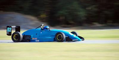 Chris Forrer - 1980 March 80A Formula Atlantic