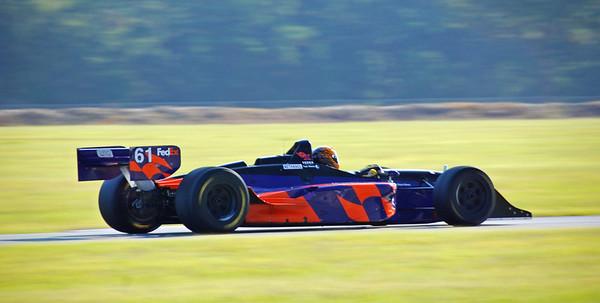 Ted Wenz - 1996 Reynard Champcar