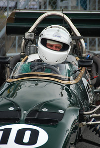 Bruce Leeson  1969 McLaren M10B
