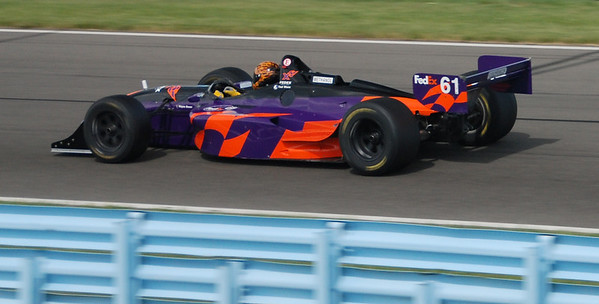 Ted Wenz / 1996 Reynard Champcar Dan Freudenburg Photo