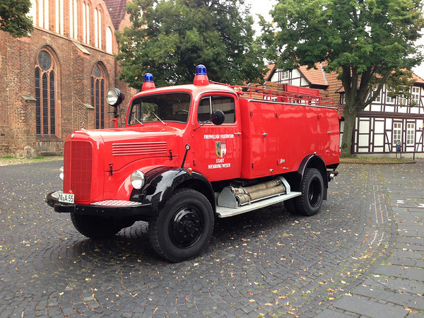 Nienburg Fire Engine