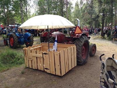 Oulainen Weteraanikonepäivät 2013