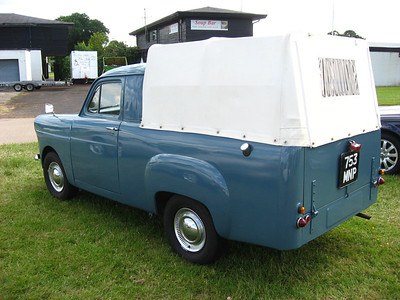 Royal Show 2008 - Standard 7cwt. Pick-Up, 1963, 753MNP