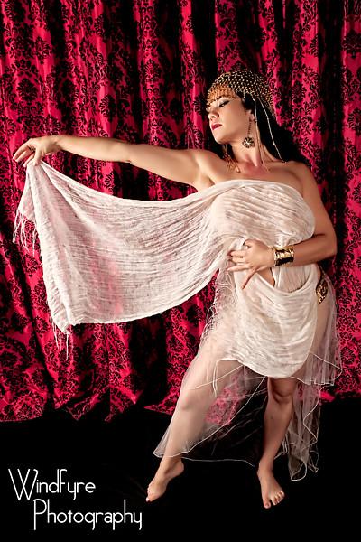 Danseuse Sauvage