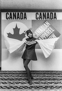 1965 Canadian Apparel Show