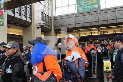 Secaucus Junction 2/2 Game Day