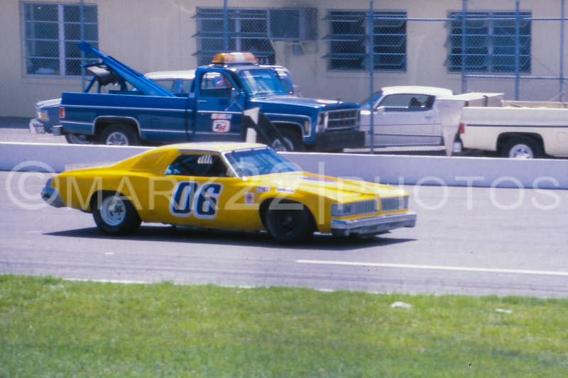 Terry Link 1980 Firecracker 400
