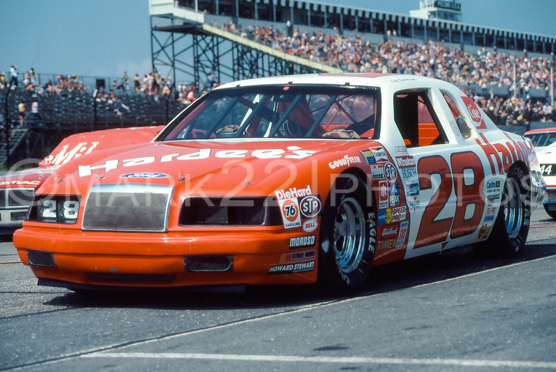 Cale Yarborough July 1985 Pocono