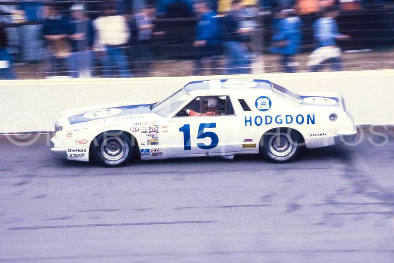 Bobby Allison May 1980 Mason-Dixon 500