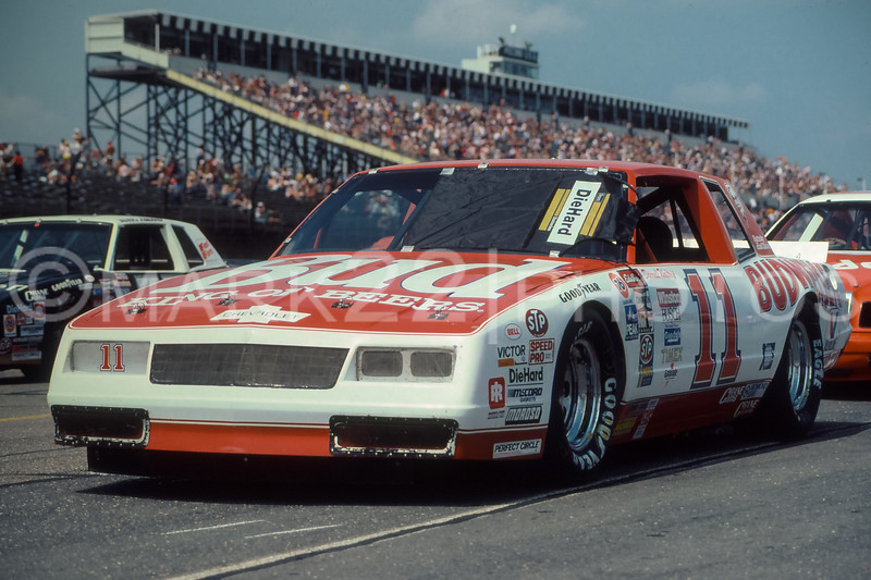 Darrell Waltrip July 1985 Pocono