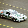 Darrell Waltrip 1977 World 600 CMS