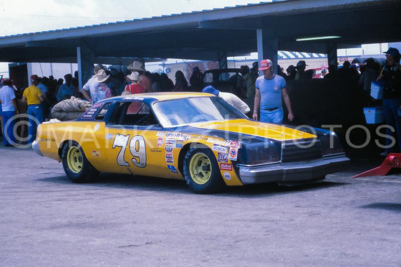 Frank Warren 1980 Firecracker 400