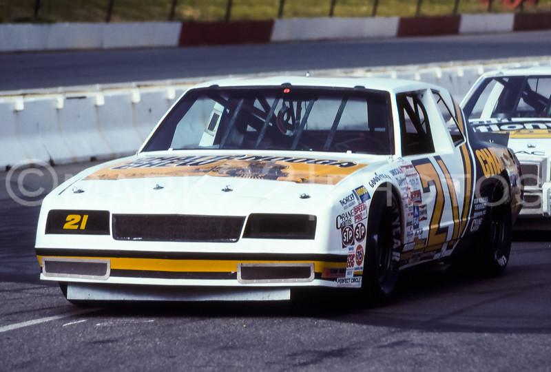 David Pearson July 1985 Pocono
