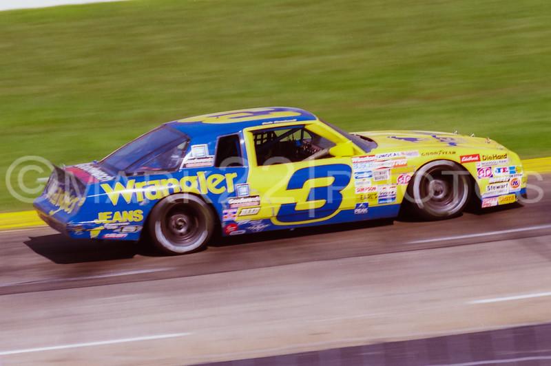 Dale Earnhardt April 1987 Martinsville