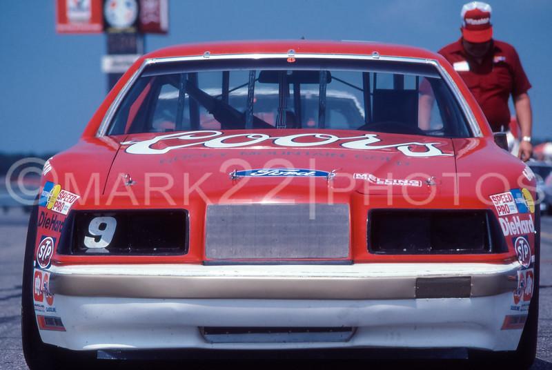 Bill Elliott July 1985 Pocono