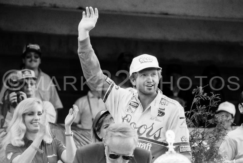 Bill Elliot July 1988 Pocono