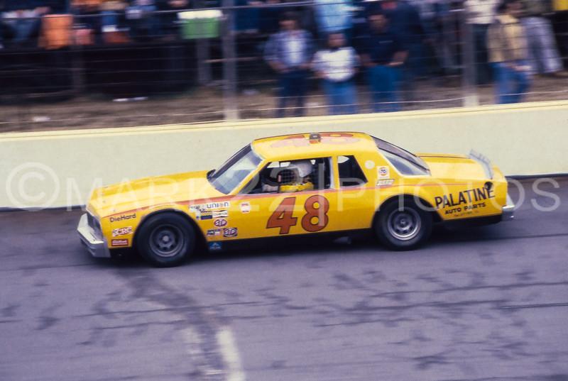 James Hylton May 1980 Mason-Dixon 500