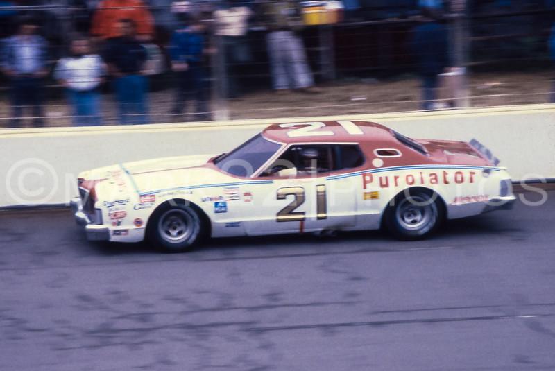 Neil Bonnett May 1980 Mason-Dixon 500