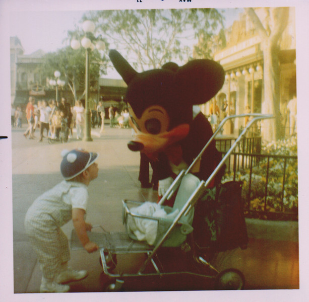 Marc Interviews Mickey, May 1971