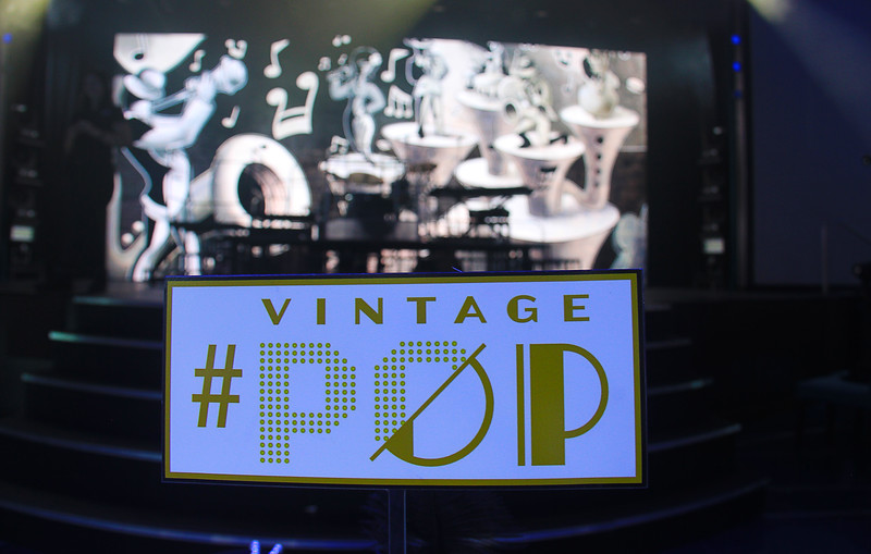 Vintage Pop - The Late-Show  October 1, 2018