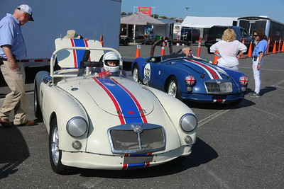 Vintage Racers Group at New Jersey Motorsports Park Sept 2017