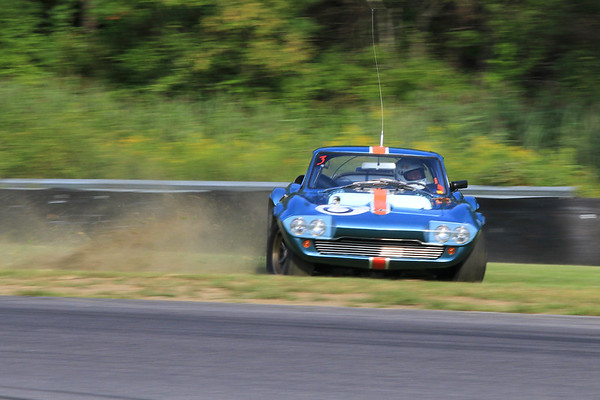 Vintage Racing Lime Rock Park
