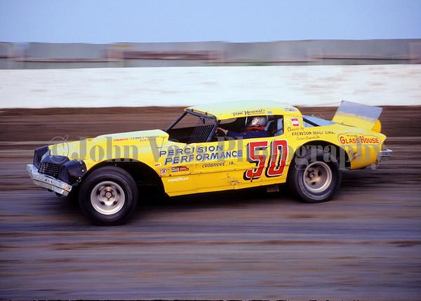 1980 Dirt Late Models