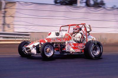 AJ Foyt 1982 Indy Fairgrounds
