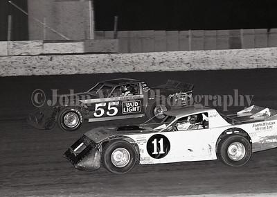 Jackson and Gobel 34 Raceway 1985 364