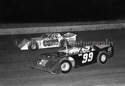 Johnny Johnson and Steve Watts 34 Raceway 7-85 389