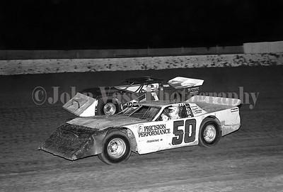 Roger Dolan and Mark Keltner 34 Raceway 7- 85 391