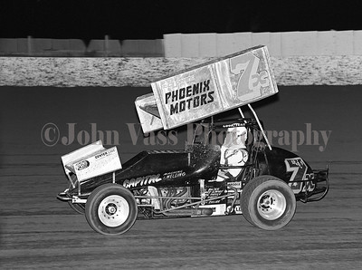 Roger Rager 34 Raceway 7-85 418