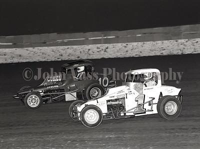 John McClure 34 Raceway 1985 368