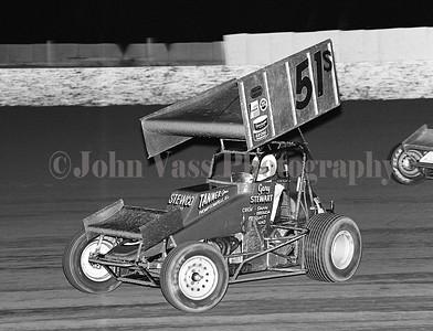 Gary Stewart 34 Raceway  7-85 413