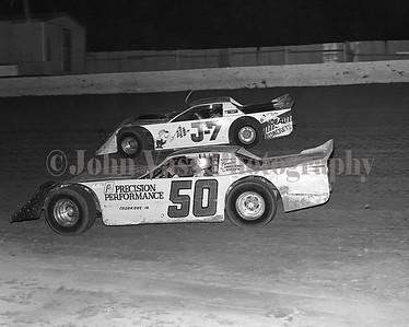 Roger Dolan and Jay Johnson 34 Raceway 7-85 376