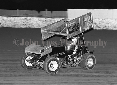 Roger Rager 34 Raceway 7-85 414