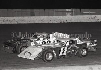 Rick Cox and Jim Hollenbeck34 Raceway 1985 373