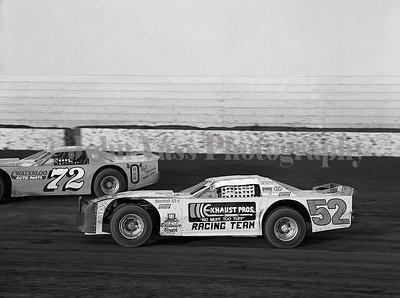 Steve Kosiski with Denny Osborn Miller 100 86 img629