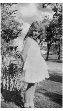 Helen as a Girl