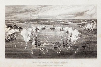 Vintage 1800s Sepia Illustration of Civil War Battle - HISTORY OF THE CIVIL WAR by John Abott.