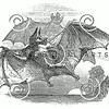 Vintage Vampire Bat Illustration - 1800s Bats Images.