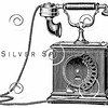Vintage illustration of Telephone Mechanics from Meyers Konversations Lexikon 1913 Encyclopedia. Antique digital download of old print - telephone; phone; speaker; mechanical; parts; hardware; diagram; steampunk.  The natural age-toning, paper stains, and antique printing imperfections are preserved in this 1900s stock image.